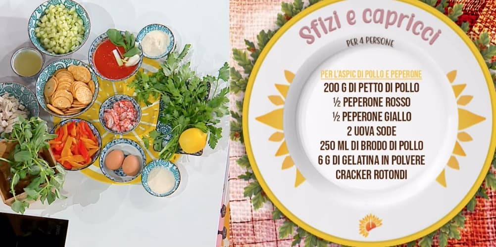 Sfizi e capricci, le ricette di Zia Cri per gli aperitivi estivi