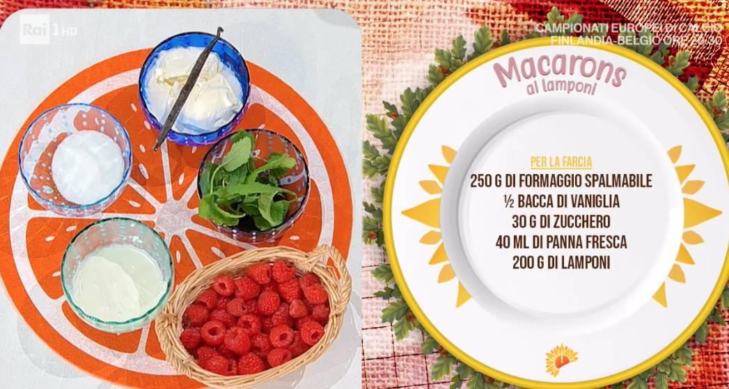 Macarons ai lamponi, la ricetta di Chloe Facchini