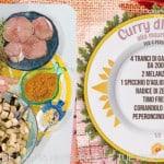 Curry pesce