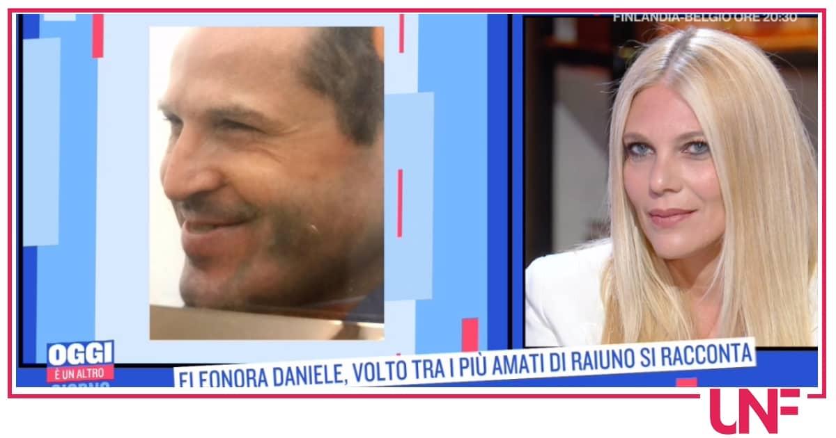 """Eleonora Daniele non riesce a guardare la foto del fratello: """"E' ancora faticoso"""""""