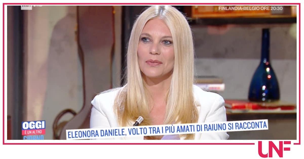 Mamma ansiosa, Eleonora Daniele racconta le preoccupazioni per Carlotta