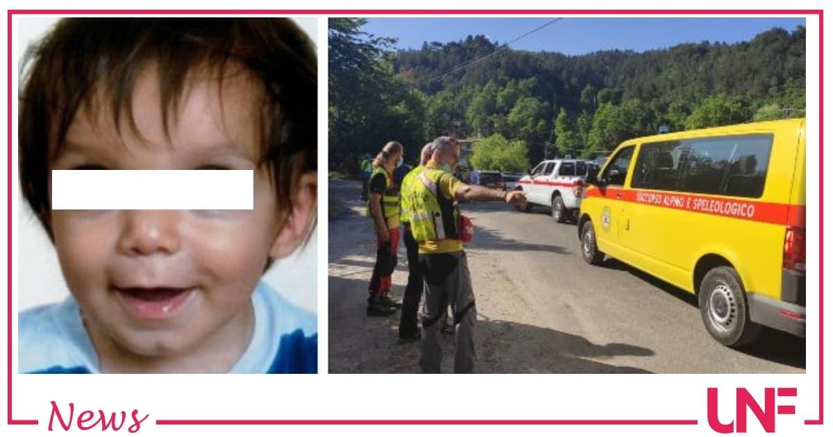 Si cerca ancora il piccolo Nicola scomparso da Palazzuolo: allarme dato 9 ore dopo