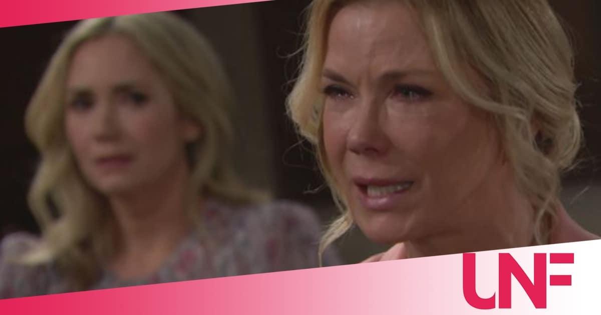 Beautiful anticipazioni: Brooke disperata ma le lacrime non cambiano nulla