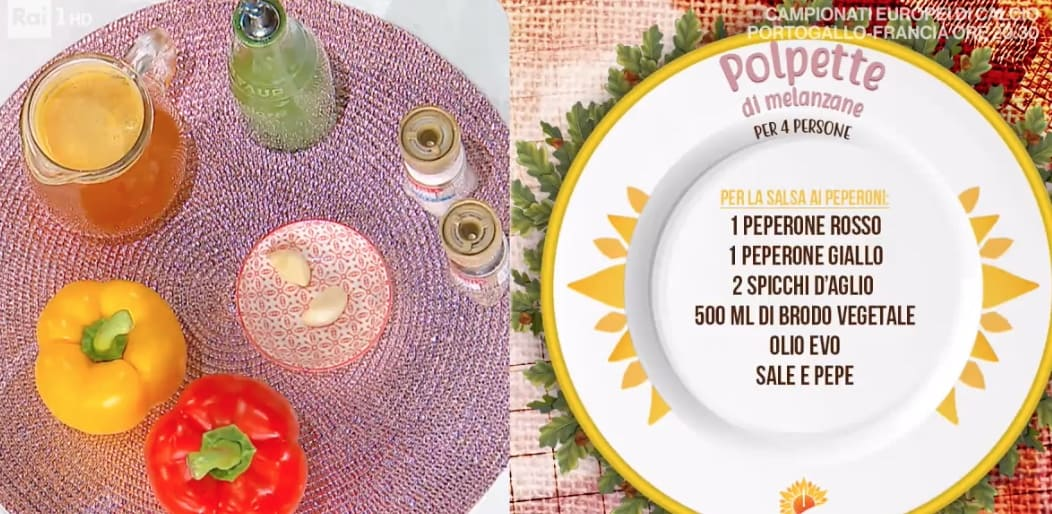 Polpette di melanzane, la ricetta di Mattia e Mauro Improta