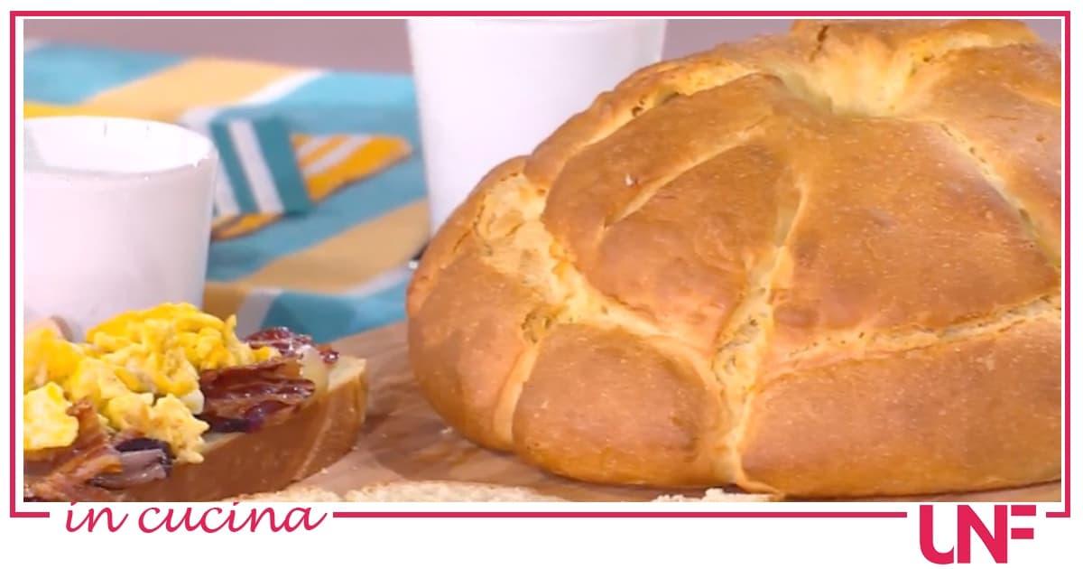 Cottage loaf, la ricetta del pane morbido di Fulvio Marino