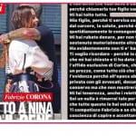 Nina Moric e Fabrizio Corona di nuovo uno contro l'altro: ci sono nuove accuse