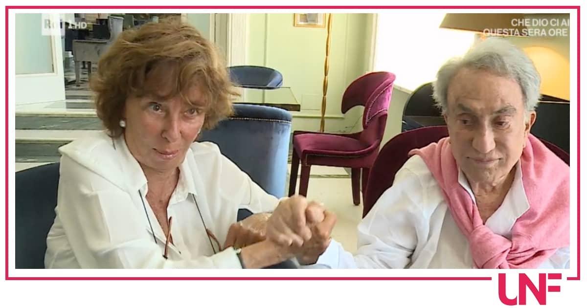 Lutto per Emilio Fede: è morta la moglie, Diana De Feo