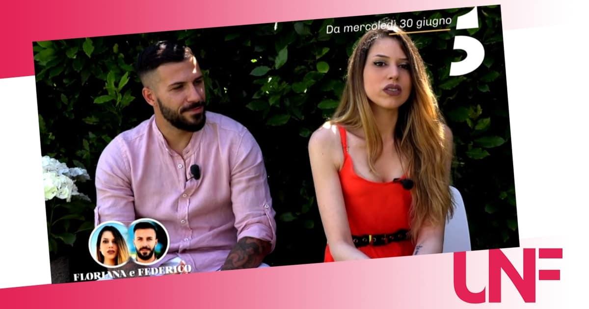 Temptation Island 2021 le coppie: Floriana e Federico in cerca di conferme