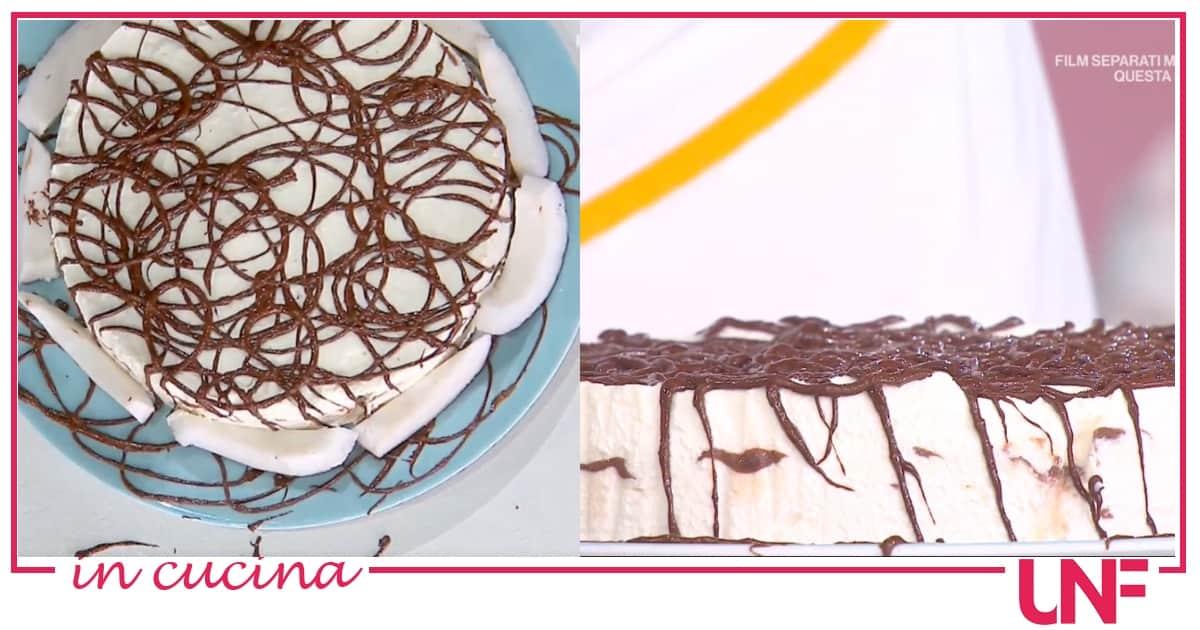 Torta cocco bello, la ricetta di Daniele Persegani