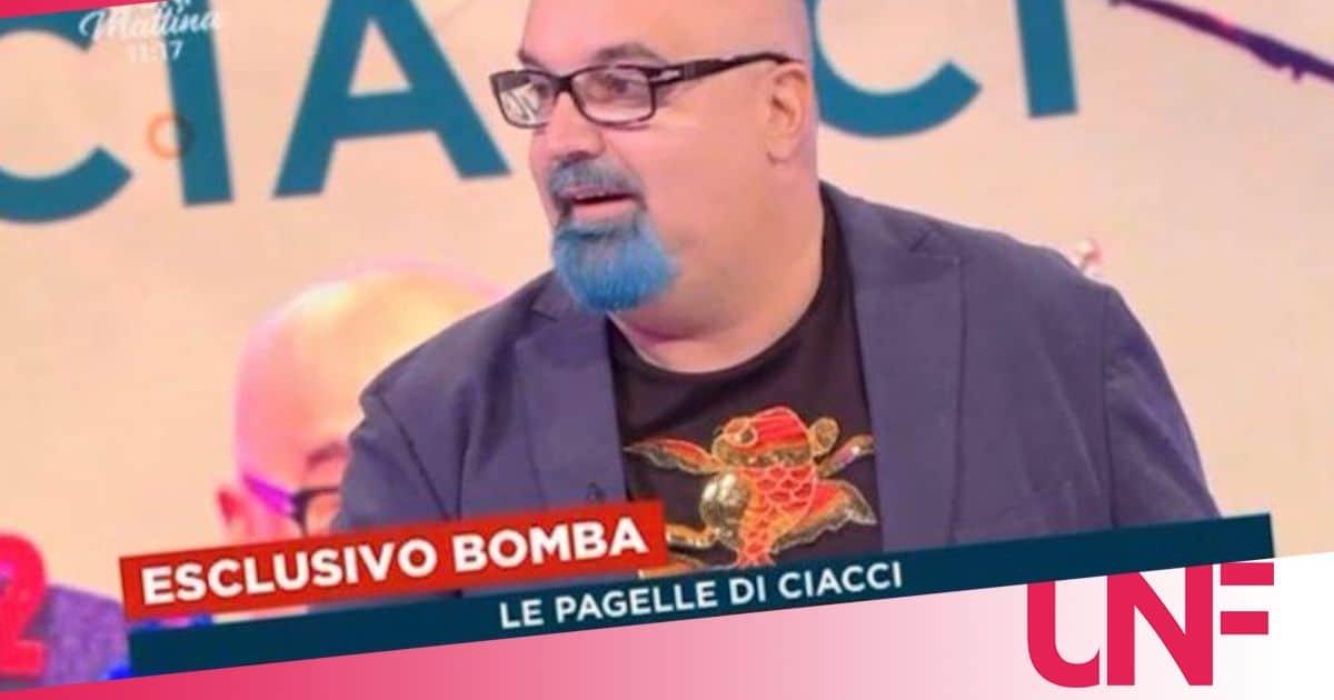 """Giovanni Ciacci annuncia: """"Mi sono rotto lascio la tv e stacco i social"""""""