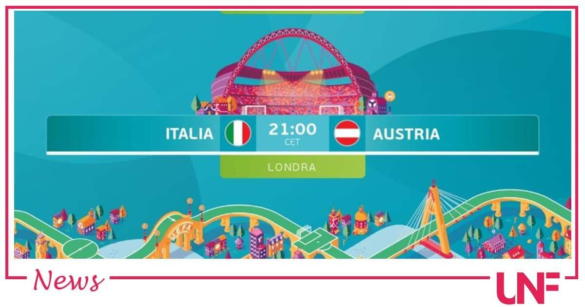 Euro 2020 ottavi di finale, stasera Italia-Austria: le probabili formazioni