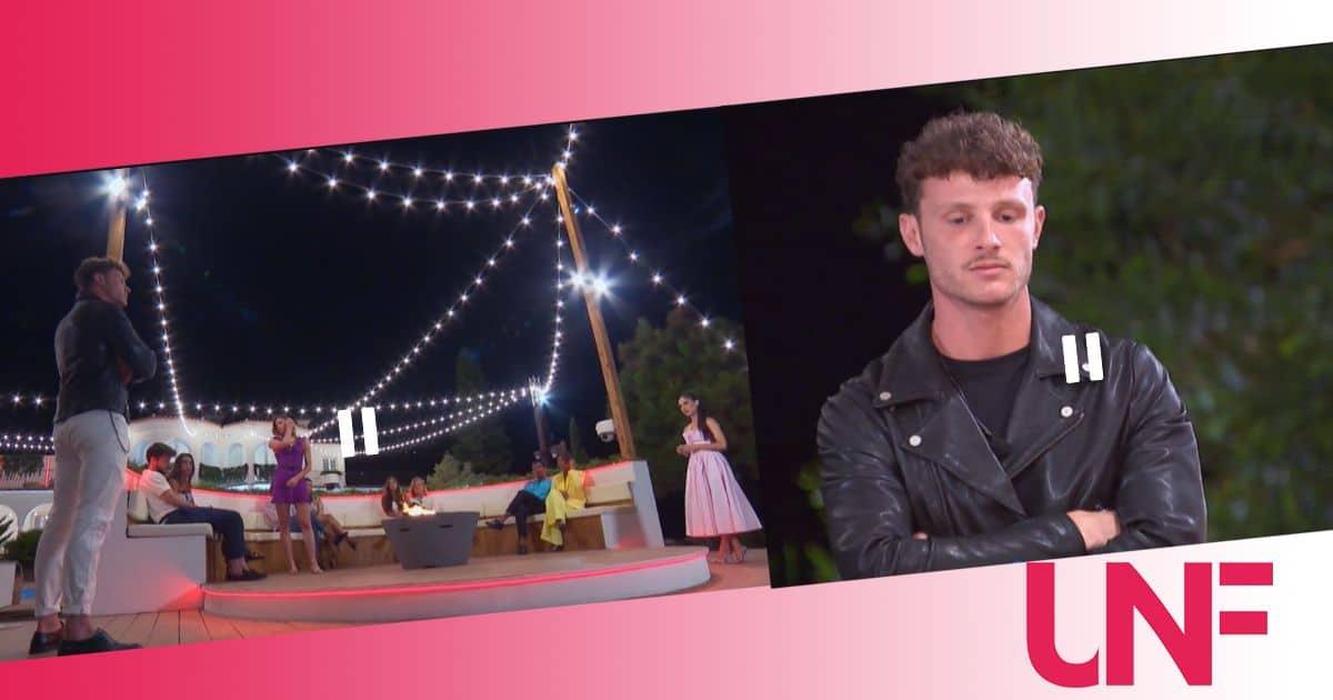 A Love Island Italia colpo di scena: un lovers si ritira a poche ore dal gran finale