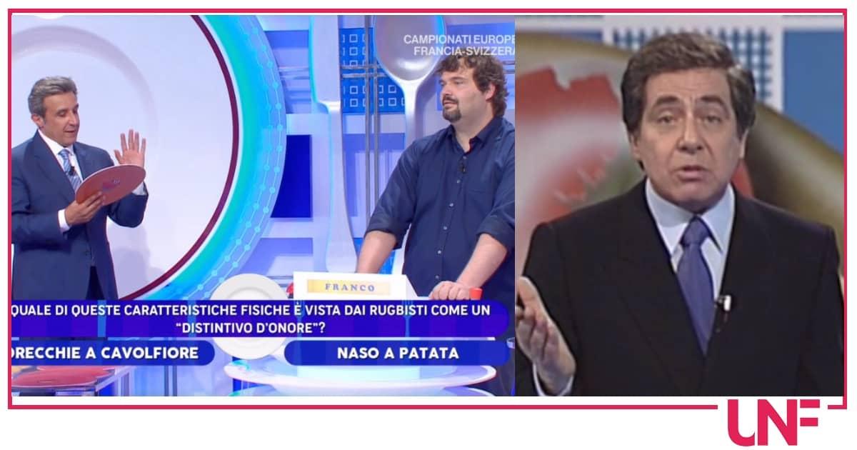 Prima puntata per Il pranzo è servito di Flavio Insinna: era meglio evitare?