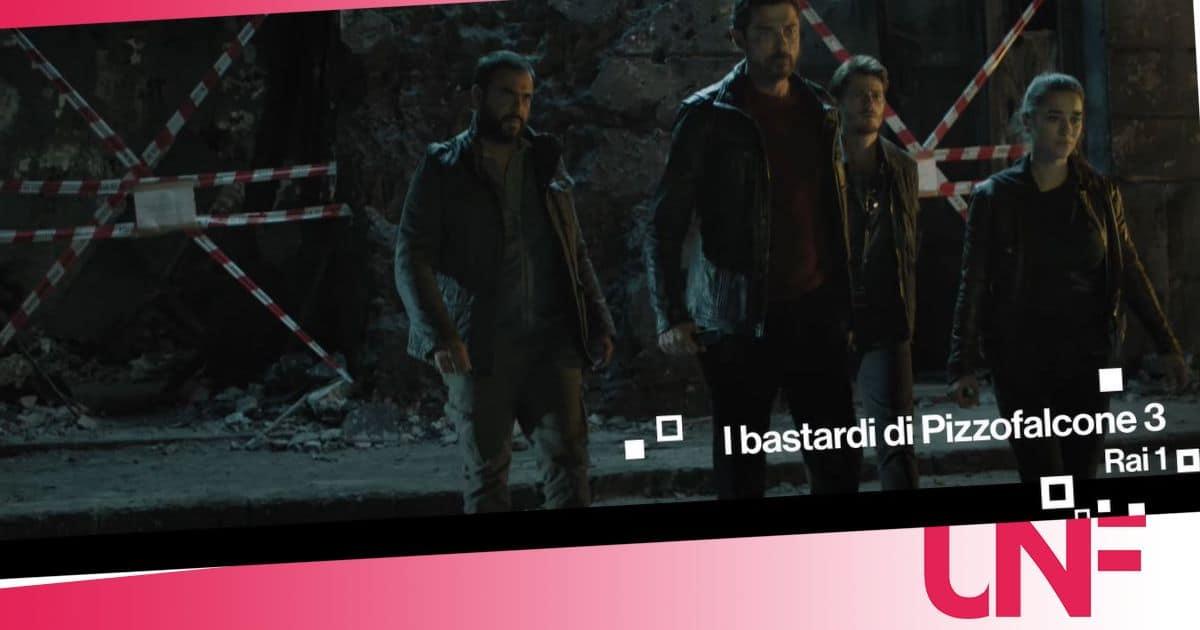 I Bastardi di Pizzofalcone 3 nell'autunno 2021 su Rai 1: chi ha messo la bomba?