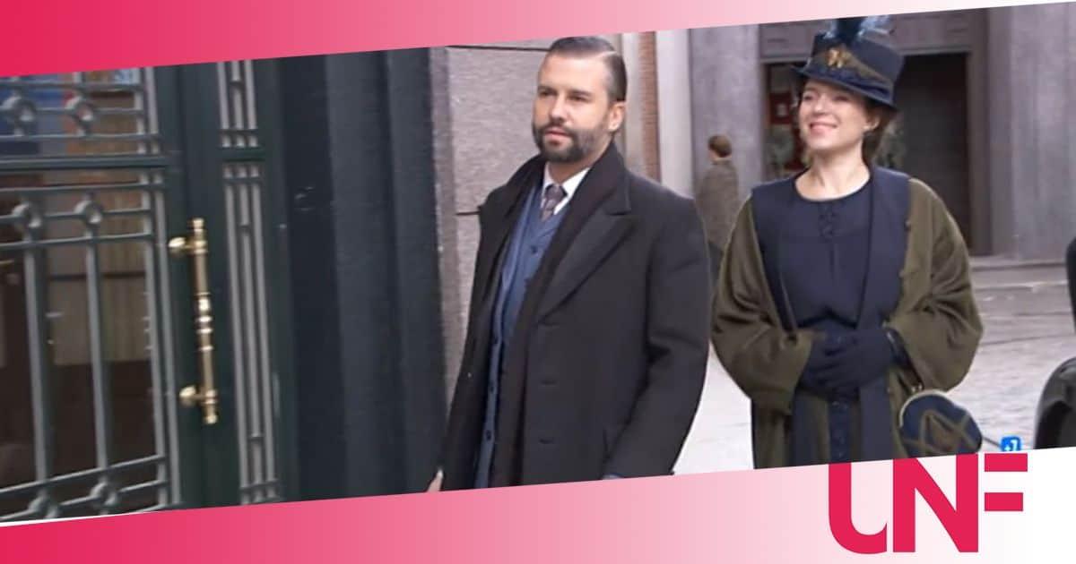 Una vita anticipazioni: luna di miele finita per Genoveva e Felipe, matrimonio anche?
