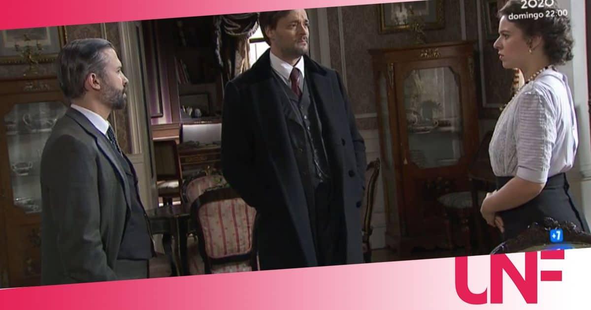 Un vita anticipazioni prima serata: Santiago scapperà da Acacias dopo l'arresto di Genoveva?
