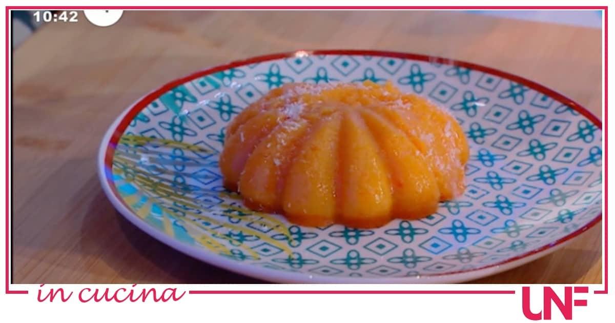 Sformatini di papaya, la ricetta di Samya