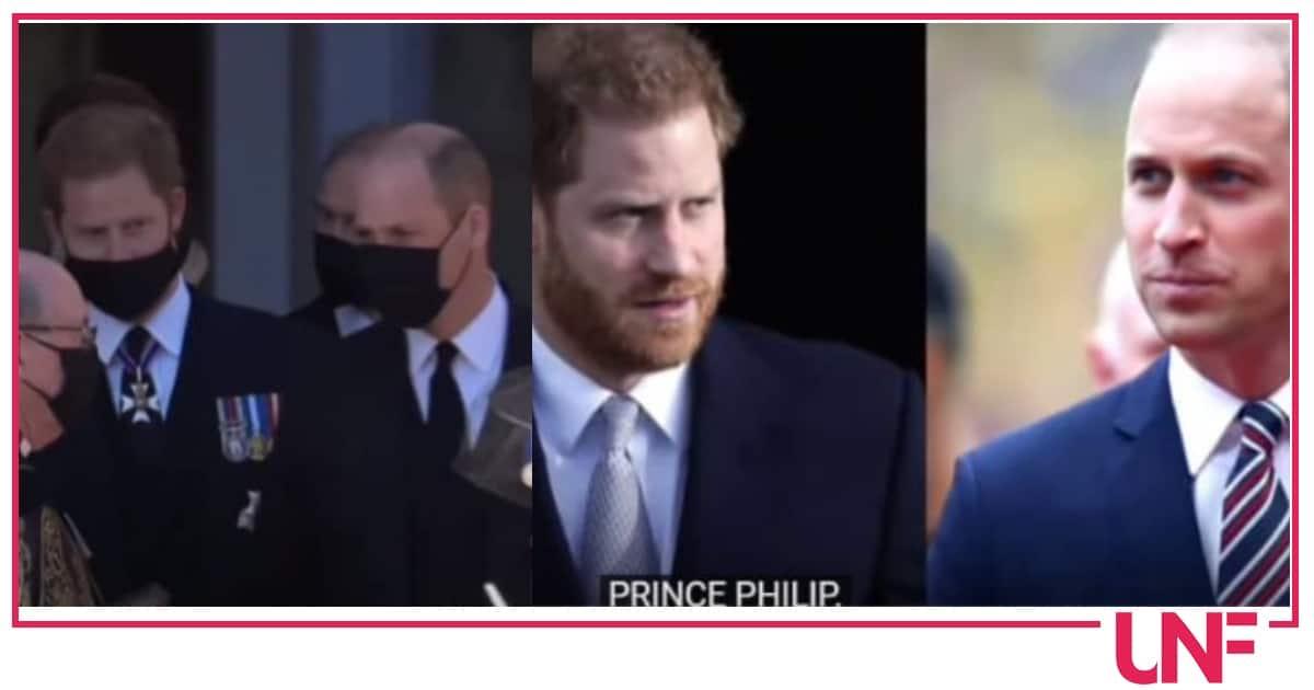 William ed Harry divisi dopo l'ultima lite e parole terribili?
