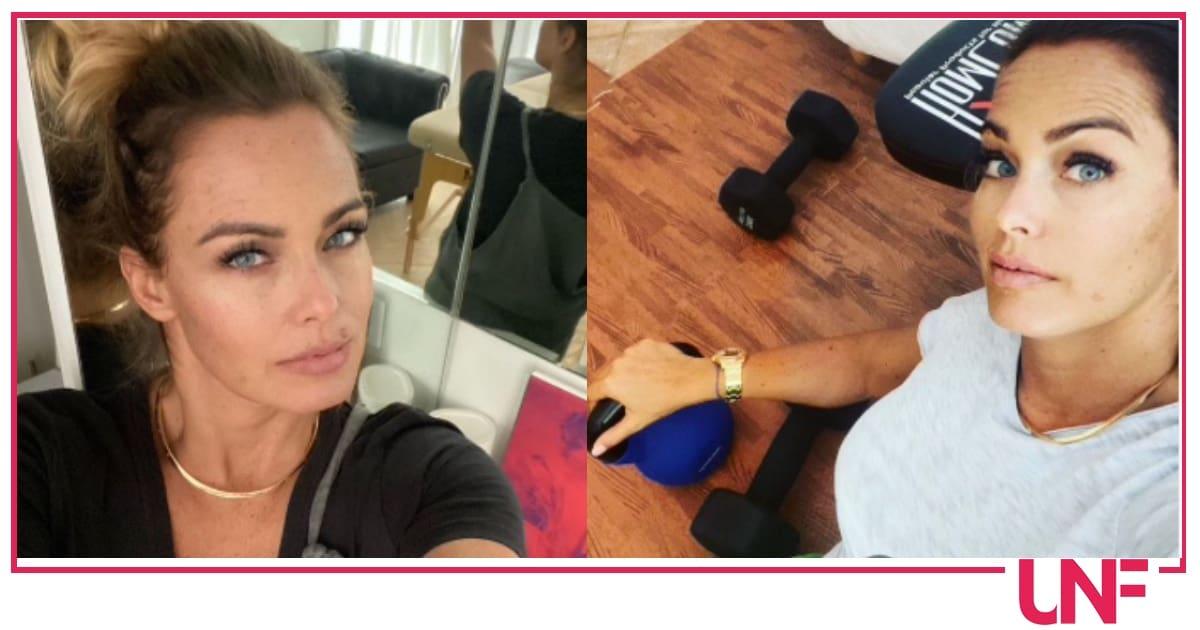 """Sonia Bruganelli dieta e ginnastica per il GF Vip: """"Che fatica fare la tv"""""""