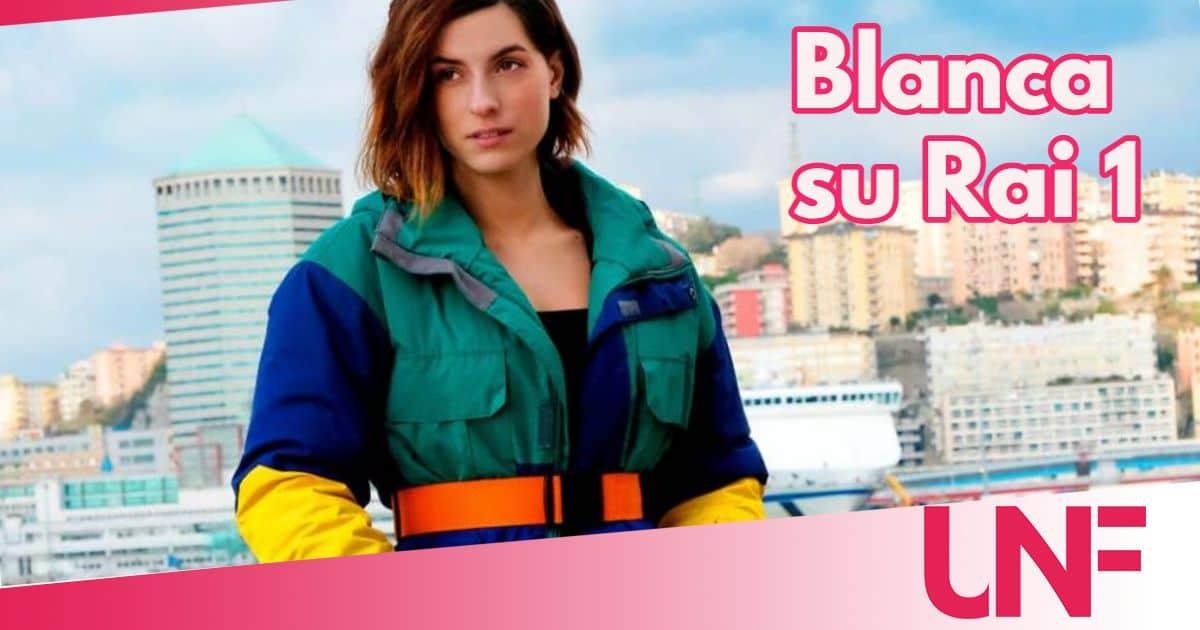 Blanca fiction Rai 1 con Maria Chiara Gianneta: trama e anticipazioni