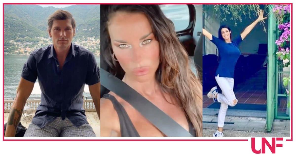 Aldo Montano commenta le storie d'amore con Manuela Arcuri e Antonella Mosetti: imbarazzante