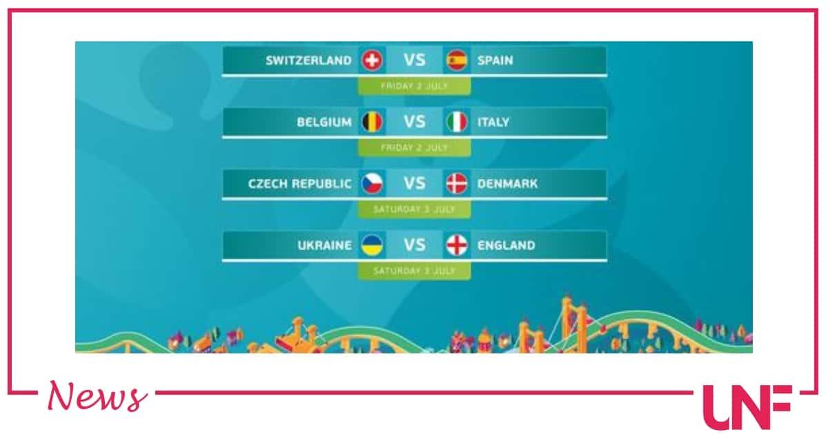 Euro 2020 quarti di finale: chi passerà il turno?