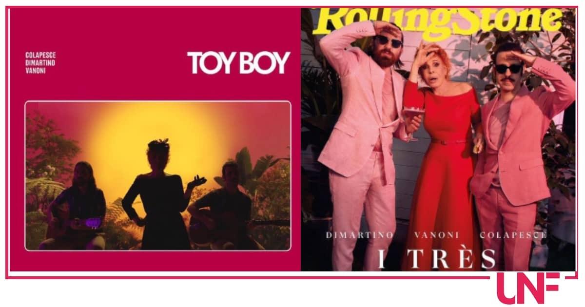 Il tormentone estivo di Ornella Vanoni è con Colapesce e Dimartino: Toy Boy