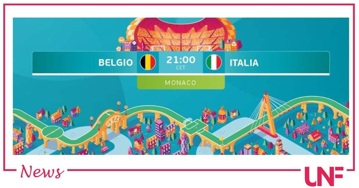 Euro 2020 stasera Belgio-Italia quarti di finale: le probabili formazioni
