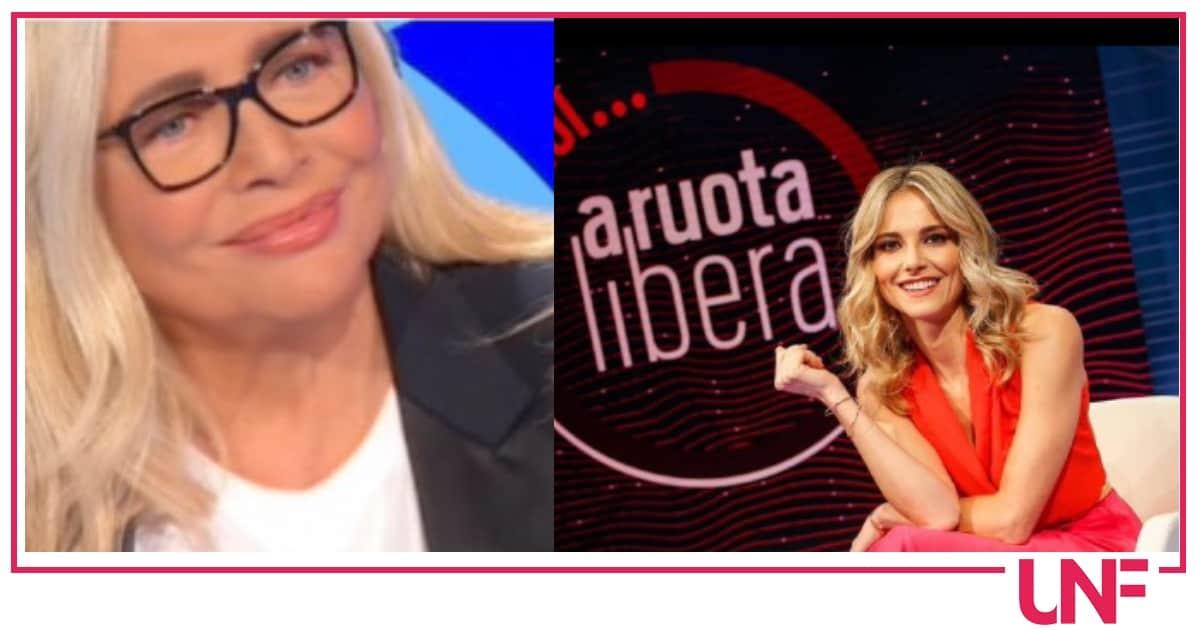 """Francesca Fialdini su Mara Venier: """"Le starò sulle balle"""""""