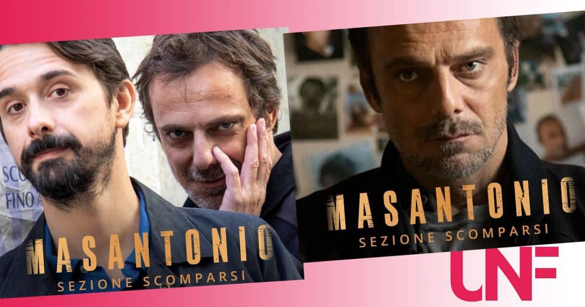 Masantonio in onda in estate: la frecciata di Alessandro Preziosi a Mediaset
