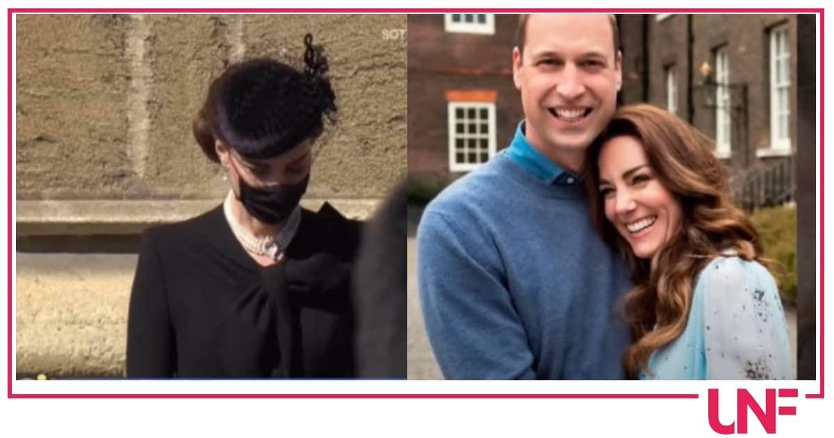 Kate Middleton in isolamento annulla gli impegni che aveva con William