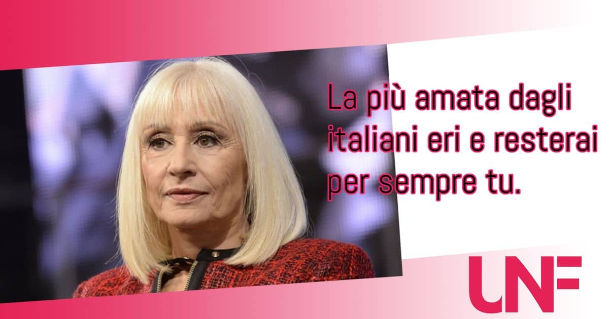 """Lorella Cuccarini dice addio a Raffaella Carrà: """"Sarai per sempre la più amata dagli italiani"""""""