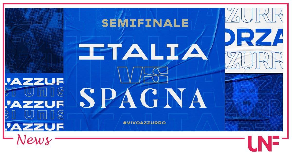 Euro 2020 stasera la semifinale Italia-Spagna: le probabili formazioni