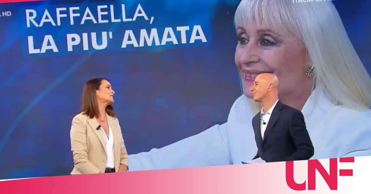 Roberta Capua delusa da chi si è messo in mostra sui social sfruttando la morte di Raffaella Carrà