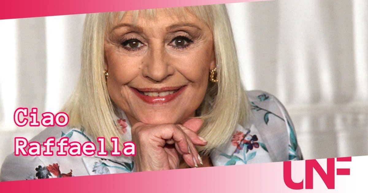 Il corteo per salutare Raffaella Carrà in diretta su Rai 1: gli orari di oggi
