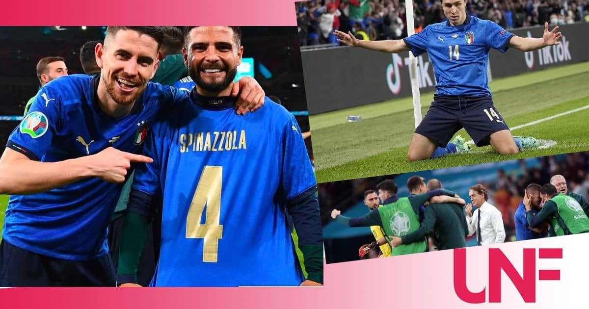 Ascolti pazzeschi per l'Italia: la semifinale di Euro 2020 fa il 67 % di share