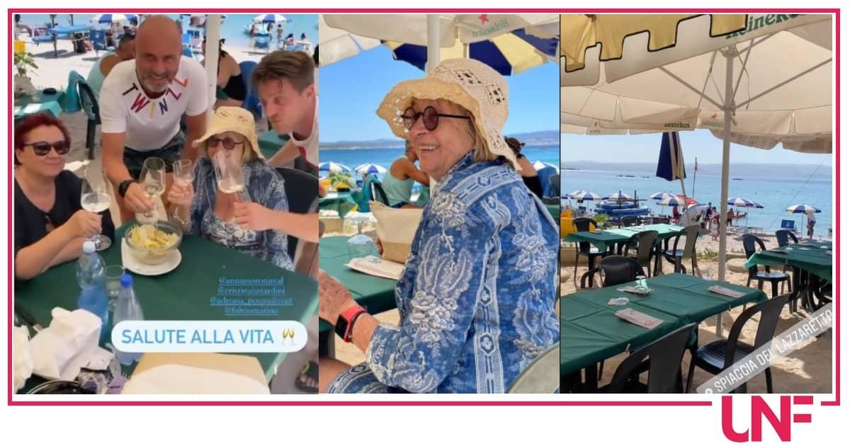 Fulvio Marino e Zia Cri raggiungono Anna Moroni in Sardegna