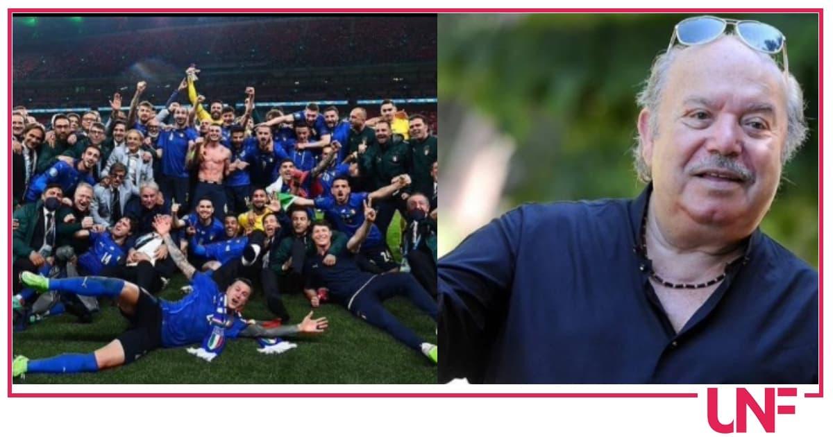 """Mancini ha chiamato Lino Banfi a notte fonda: """"Ti vogliamo tutti bene"""""""
