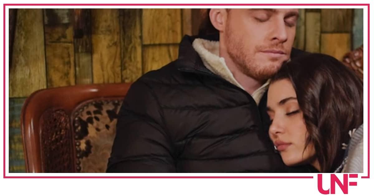 Love is in the air, anticipazioni: la notte da incubo di Serkan a sognare Eda