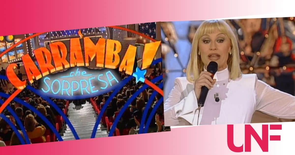 Da stasera su Rai 1 le repliche di Carramba che sorpresa