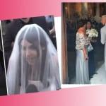 Il look di Bernardeschi nel giorno del suo matrimonio lascia tutti senza parole