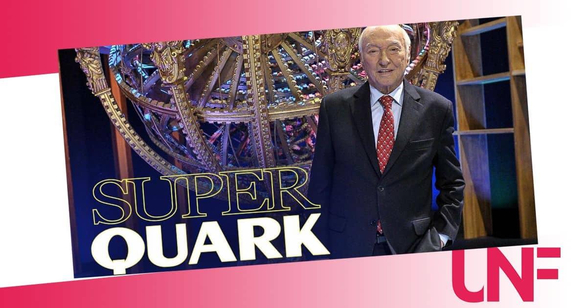 Superquark torna nell'estate di Rai 1 dal 14 luglio 2021