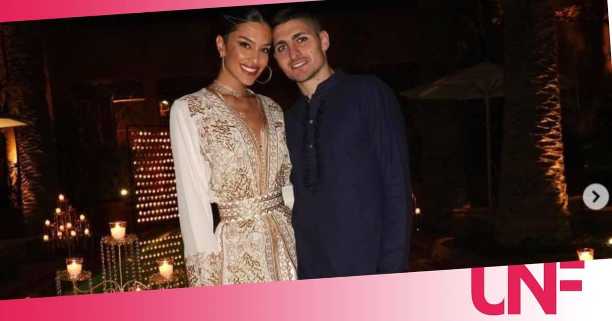 Oggi il matrimonio di Marco Verratti con Jessica Aidi sotto il cielo di Parigi