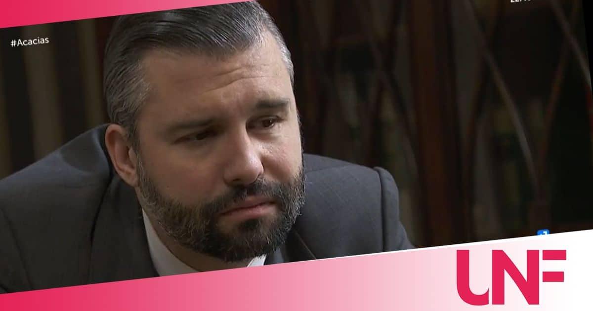 Una vita anticipazioni: Felipe chiede aiuto a Liberto, il bambino di Lolita sta male