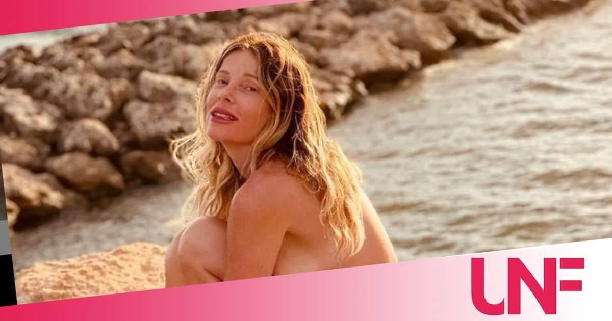 Alessia Macuzzi infiamma i social con un nud0 che lascia senza fiato