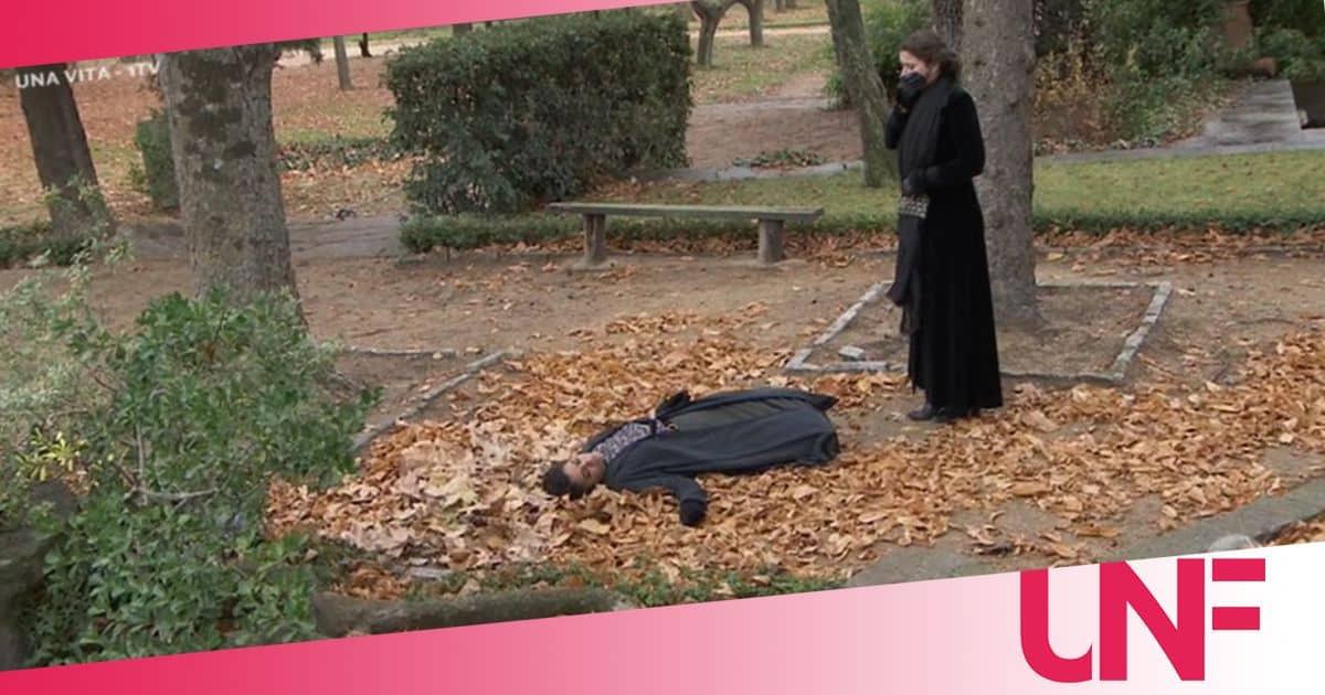 Una vita anticipazioni prossime puntate: Felipe scopre che Genoveva ha ucciso Marcia?
