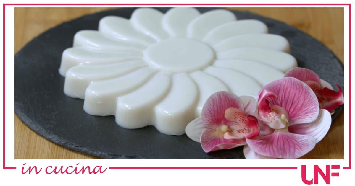 Haupia, il dolce al cocco di Benedetta Rossi, la ricetta del dessert del suo matrimonio
