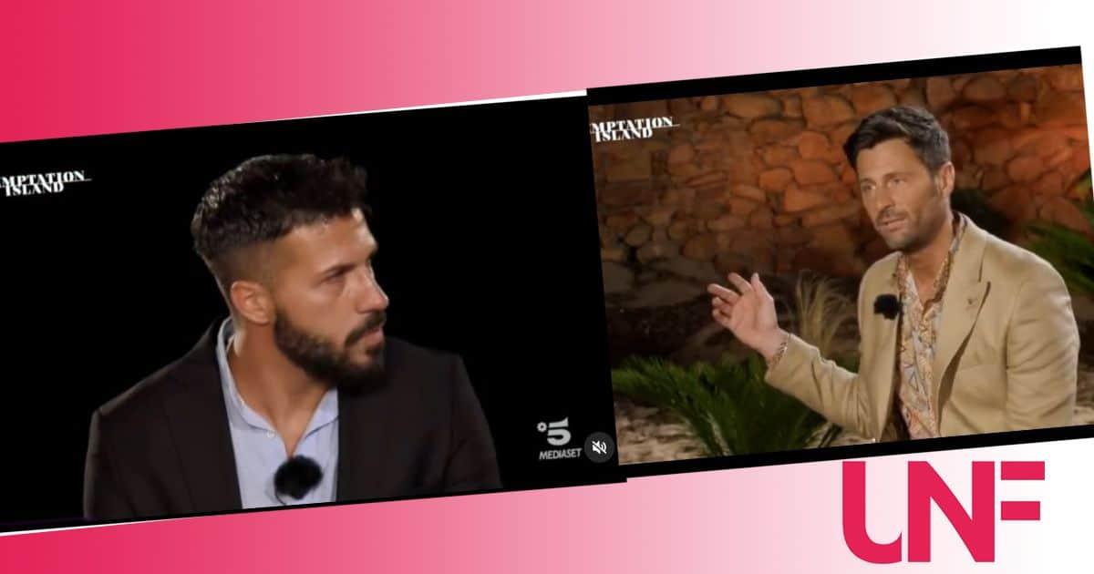 Temptation Island 2021: Floriana e Federico  al falò di confronto con un colpo di scena finale