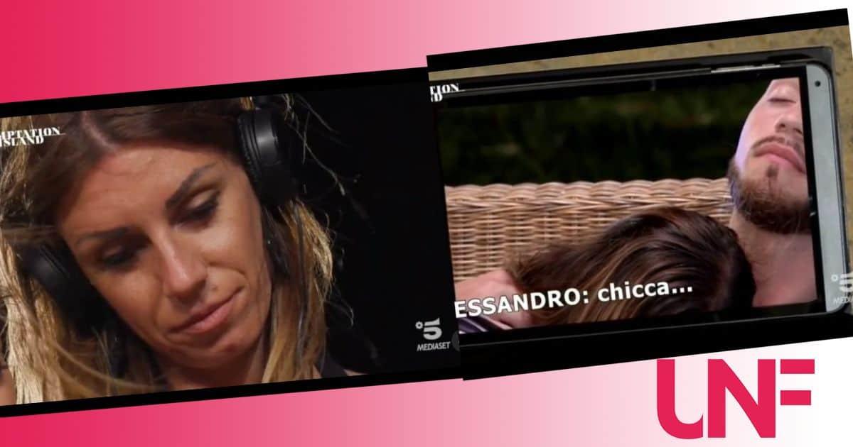 Carlotta risveglia i dormienti spiriti di Alessandro: come finirà con Jessica?