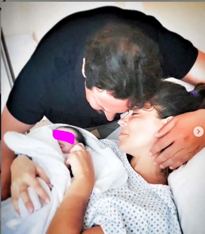 Flora Canto mamma bis: che dolce la prima foto con Enrico e il piccolo (FOTO)